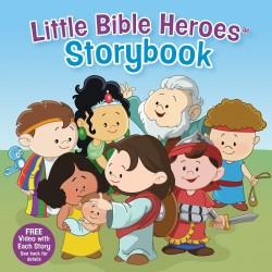 Little Bible Heroes...