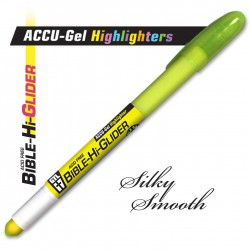Highlighter-ACCU-Gel Bible...