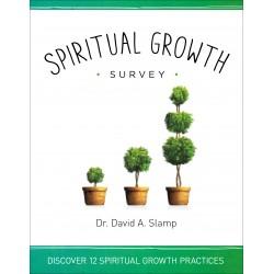 Spiritual Growth Survey