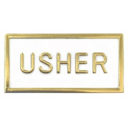 Badge-Usher-Pin...
