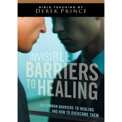 Audio CD-Invisible Barriers...