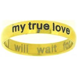 Ring-I Will Wait/True...