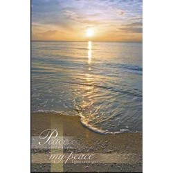 Bulletin-Peace I Leave With...