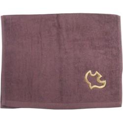 Towel-Pastor-Dove-Burgundy