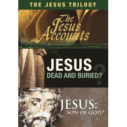 DVD-The Jesus Trilogy
