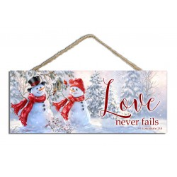 Sign-Snow Sweethearts...