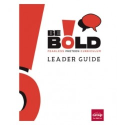 Be Bold Leader Guide Quarter 4