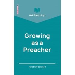 Get Preaching: Growing As A...
