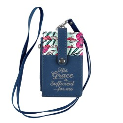 ID Card Holder His Grace is...