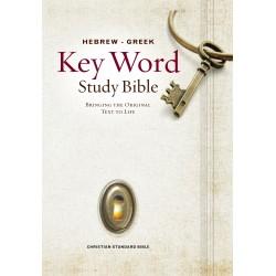 CSB Hebrew-Greek Key Word...