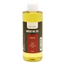 Anointing Oil-Cassia-4 Oz