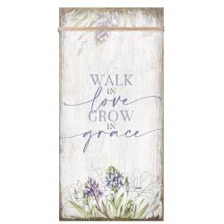 Plaque-Timeless Twine-Walk...