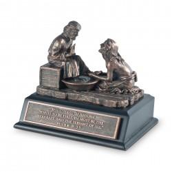 Sculpture-Moments Of Faith:...
