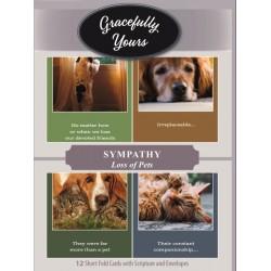 Card-Sympathy (Loss of Pet)...