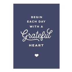 Poster-Large-Grateful Heart...