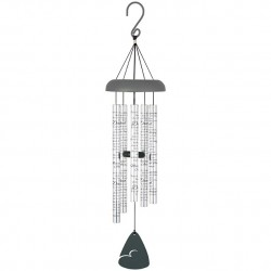 """Wind Chime-Sonnet-Dad (30"""")"""
