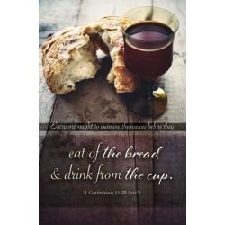 Bulletin-Eat Of The Bread &...