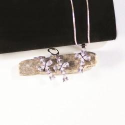Necklace/Earring Set-Cross Set