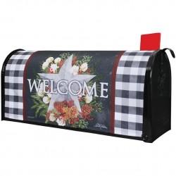 Mailbox Cover-Farmhouse...