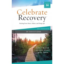 Celebrate Recovery Booklet