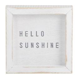 Petite Word Board-Hello...
