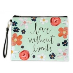 Cosmetic Bag-Love Without...
