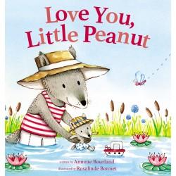 Love You  Little Peanut