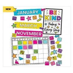 Calendar Bulletin Board...