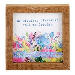 Framed Tabletop-Call Me...