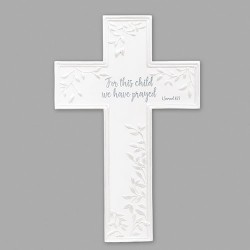 Wall Cross-For This Child...