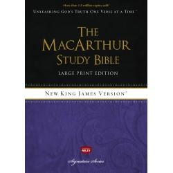 NKJV MacArthur Study...