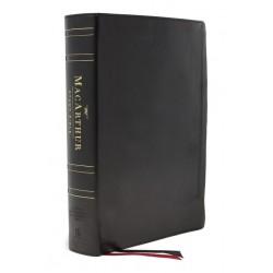 NASB MacArthur Study Bible...