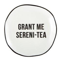 Tea Bag Rest-Grant Me...