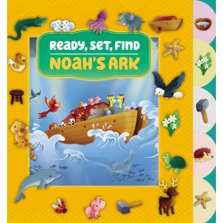Ready  Set  Find Noah's Ark