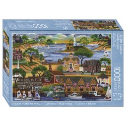 Jigsaw Puzzle-July 4th...