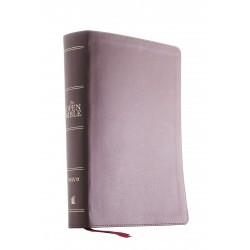 NIV The Open Bible (Comfort...