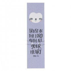 Bookmark-Trust in the Lord...