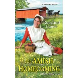 An Amish Homecoming (Joyful...