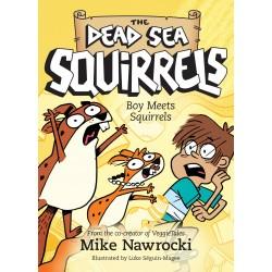 Boy Meets Squirrels (Dead...
