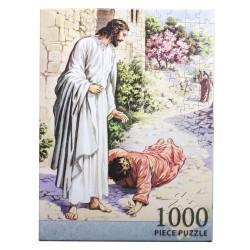 Jigsaw Puzzle-Jesus Friend...