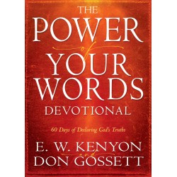 Power Of Your Words Devotional