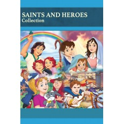 DVD-Saints and Heroes...