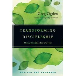 Transforming Discipleship...