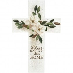 Wall Cross-Bless This Home...
