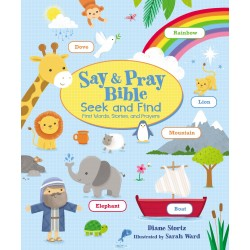 Say And Pray Bible Seek And...