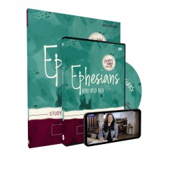 Ephesians Study Guide With DVD