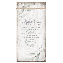 Plaque-Timeless Twine-House...