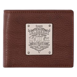 Wallet Leather Blessed Is...