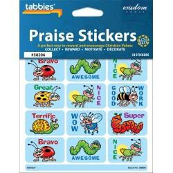 Praise Stickers-Merit...