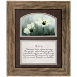 Framed Prayer-Memories